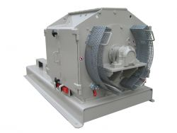 Vysokorýchlostné mlecie stroje